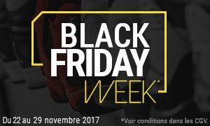 Offre spéciale Black Friday Week